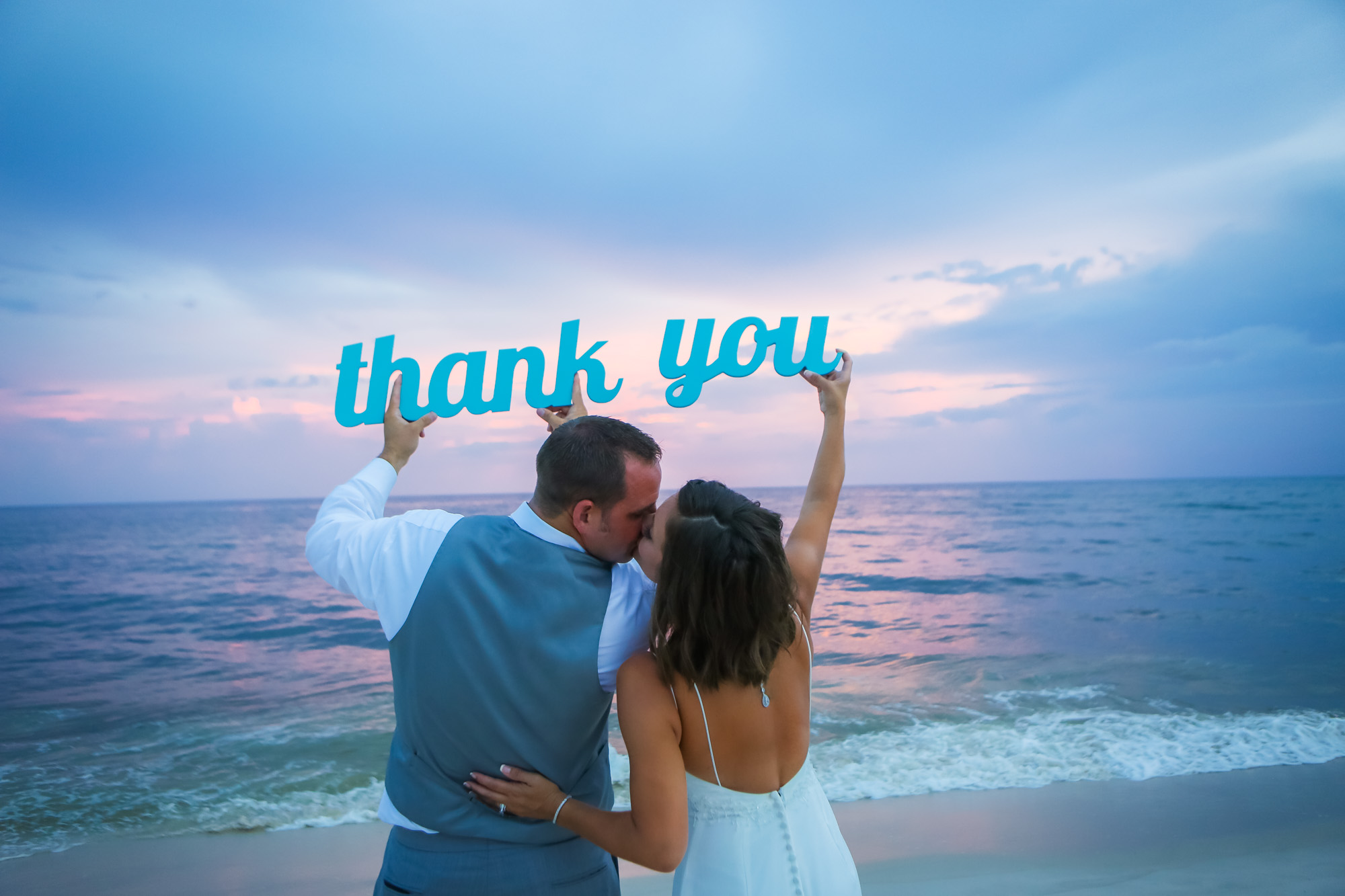 Crystal & Coty Married, Gulf Shores, AL.
